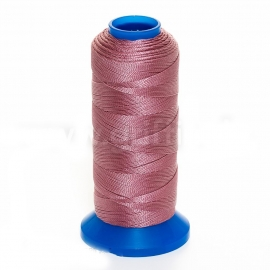 PINK: Griffin rijgdraad nylon 60-600 meter