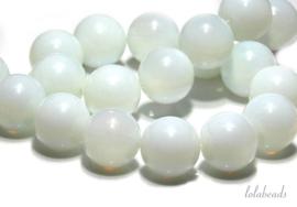 10 Strengen Opaliet kralen ca. 20mm