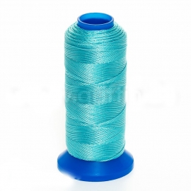 TURQUOISE: Griffin rijgdraad nylon 60-600 meter