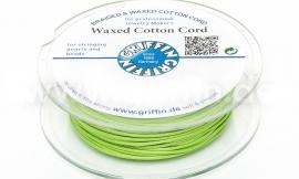 JADE GREEN: Griffin wax koord