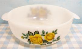Phoenix England - ovenschaal retro 17 cm Lemon Rose