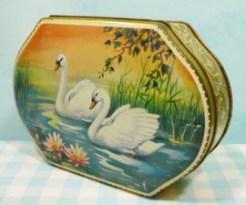 Oude blikjes - Vintage tin containers
