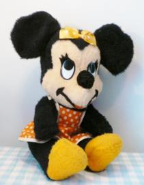 Minnie Mouse vintage Disney knuffel