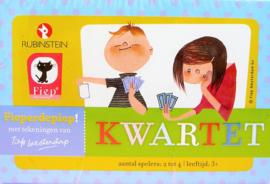 Fiep Westendorp kwartet - spel