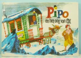 Pipo en het oog van Ox - Wim Meuldijk 1998