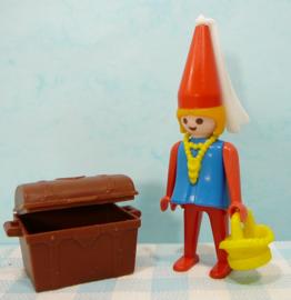 Vintage Playmobil set 3336 kasteel ridders - 1976/1978