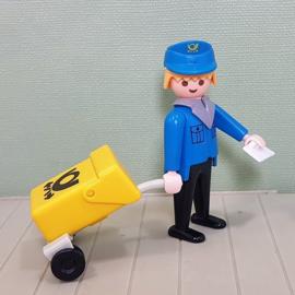 Playmobil 3309 postbode - Playmobil postkantoor