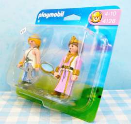 Playmobil set 4128 elfje met prinses  - Playmobil ridders