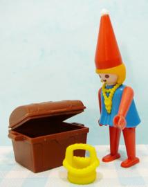 Vintage Playmobil 3336 kasteel ridders - 1976/1978