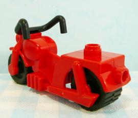 Vintage Lego Duplo motor - Voertuigen