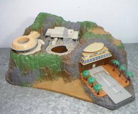 Vintage Thunderbirds eiland - Matchbox 1992