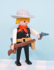 Playmobil 3381 Sheriff   - Playmobil Western