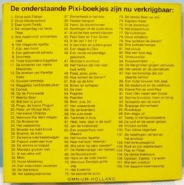 Vintage Pixi boek 102 Het herte-pleegkind - 1978