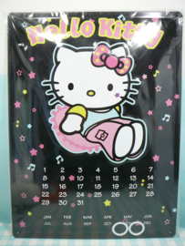 Hello Kitty kalender - Sanrio 2005