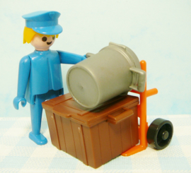 Vintage Playmobil set 3323 station - 1974 /1981
