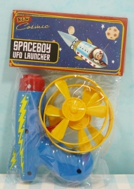 Spaceboy UFO Launcher - speelgoed pistool