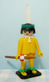 Vintage Playmobil figuur indiaan - 1975/76