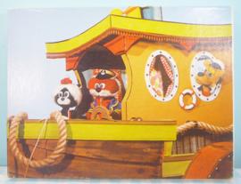 De Bereboot puzzel - 1976