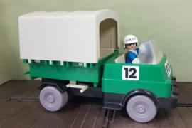 Vintage Playmobil  set 3233 politie - 1976/78