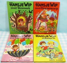 Hansje Wip - Nelly Kunst 1973