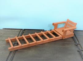 Playmobil 4208 Dieren uitkijkpost onderdeel stoel