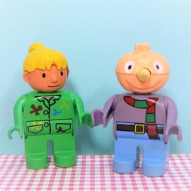Lego Duplo Bob de Bouwer figuren