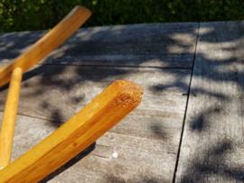Vintage houten hobbelpaard