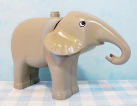Vintage Lego Duplo olifant - Dierentuin