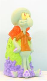 Sponge Bob Octo Tentakels Mattel 2000 figuur - 14 cm