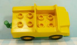 Vintage Lego Duplo auto - Voertuigen