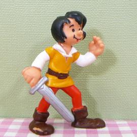 Vintage Schleich figuren Johan -  Peyo 1978