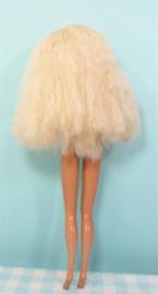 Barbie vintage lang blond haar - Mattel 1976