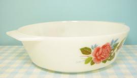 JAJ England Cottage Rose - ovenschaal  22 cm