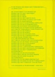 Pinkeltje en de Bibelebonse pap - Dick Laan