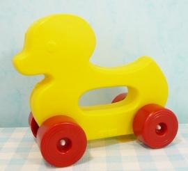 Smer vintage plastic eend / duck