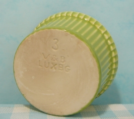 Villeroy & Boch souffleschaaltje - groen