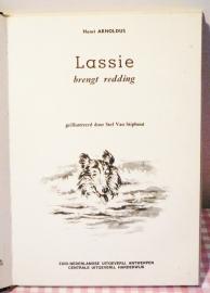 Lassie brengt redding 1960