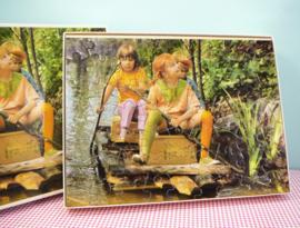 Pippie Langkous vintage puzzel 1972