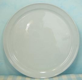 Villeroy & Boch - bord lichtblauw/grijs 23 cm