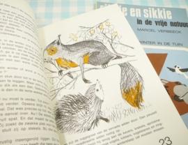 Rikkie en Sikkie deel 1 & 2 - 1969