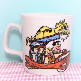 Hanna Barbera The Flintstones figuren beker