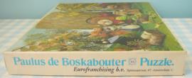 Paulus de Boskabouter puzzel - Chanowski / Eurofranchising