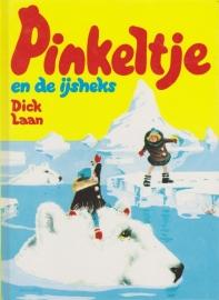 Pinkeltje en de ijsheks - Dick Laan