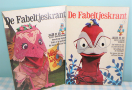 De Fabeltjeskrant boek deel 8 en 9