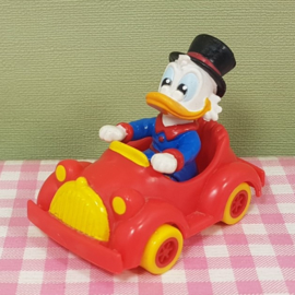 Vintage Dagobert Duck figuur McDonald's 1986