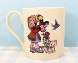 Beker Dolly Girl - Mug / Cup Dolly Girl