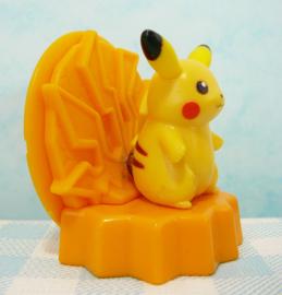 Pokémon Pikachu figuur - Burger King 2008
