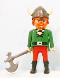 Playmobil viking figuur met wapen - Playmobil vikingen