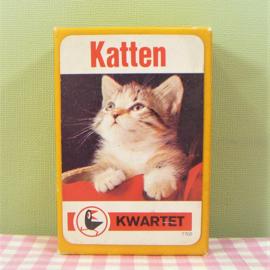 Vintage Raaf Katten kwartet