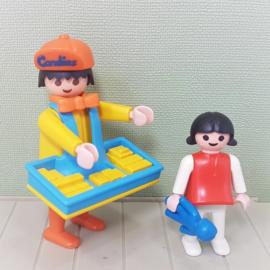 Playmobil 3307 snoepverkoper - Playmobil Circus